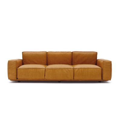 Marechiaro Xiii Sofa System With Images Leather Sofa