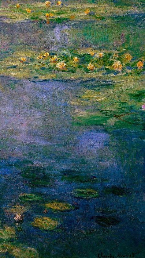 samsung wallpaper art Claude Monet Full HD - Best of Wallpapers for Andriod and ios Claude Monet, Aesthetic Painting, Aesthetic Art, Aesthetic Outfit, Aesthetic Drawing, Aesthetic Clothes, Paintings Tumblr, Arte Van Gogh, Van Gogh Art
