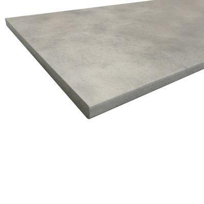 Plan De Travail Aspect Ciment Gris Hydrofuge Cooperfield 280 X 62
