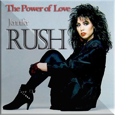 Jennifer Rush The Power Of Love Jennifer The Power Of Love Wedding Music