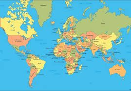 Image result for download world map political high ...