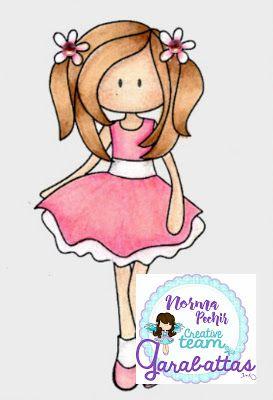 Creating And Sharing It Muneca Dibujo Dibujos Faciles Para Ninos Dibujos Faciles