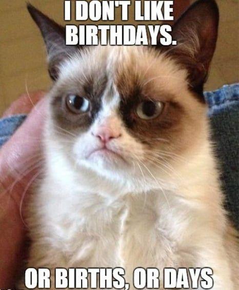 Pin On Birthday Memes