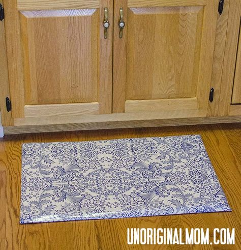 Kitchen Mat Re-do | Kitchen mat, Kitchen rug, Rugs