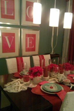 Romantic Valentine Banquet Decoration Ideas 24 Valentine Table