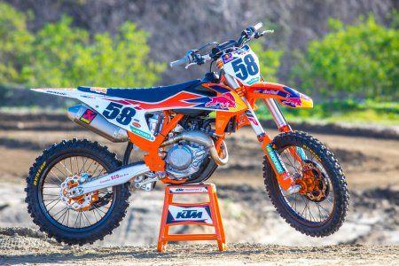 First Ride Video 2019 Ktm 450sxf Factory Edition Motocross