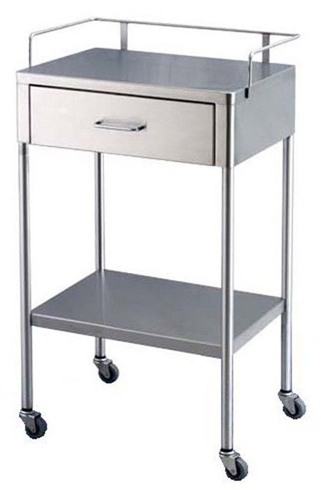 Stainless Steel Utility Table With One