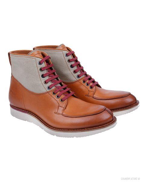 BOSS Orange Men's Amfers Boot – Tan 209£