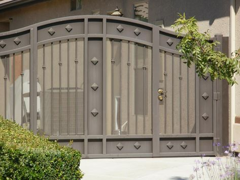 Our Fresno Gates Will Complete The Look Of Your Home Both At The