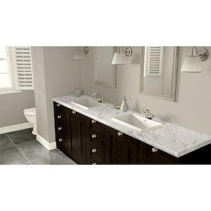 Wilsonart Premium 60 In X 144 In Calcutta Marble Laminate Kitchen