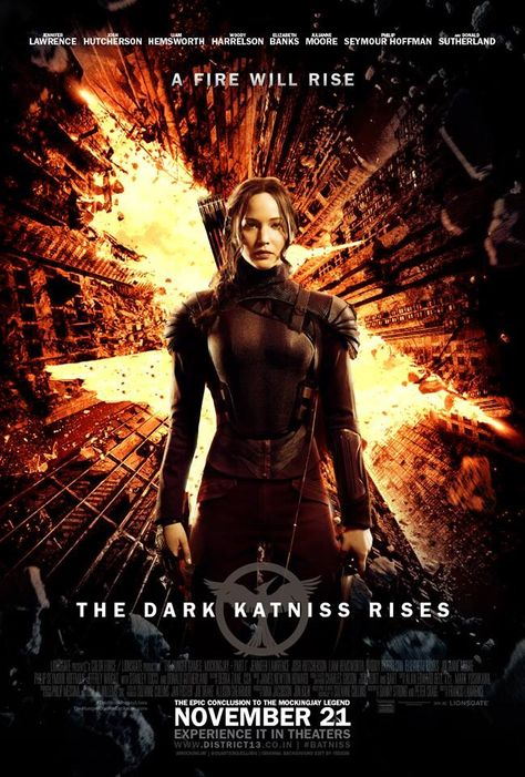 I Love This Poster So Much It S So Bee Utiful Hunger Games