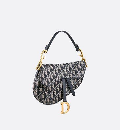 Dior Oblique Saddle Bag Bags Women S Fashion Dior Dior Saddle Bag Saddle Handbags Bags
