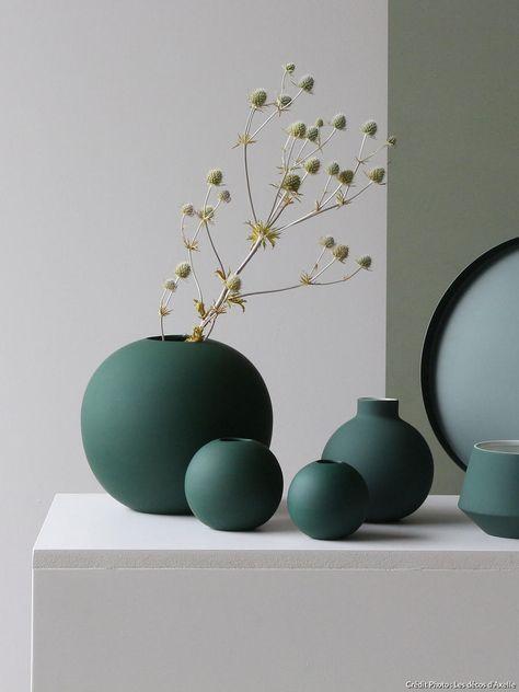 15 vases design pour fleurir votre intérieur