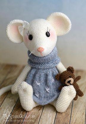 2000 Darmowe Wzory: amigurumi Wzór Cat Crochet na Stylowi.pl | 414x290