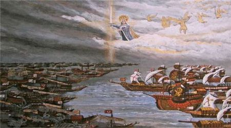 The Rosary Dealt a Crushing Defeat to the Muslims in the Battle of Lepanto...