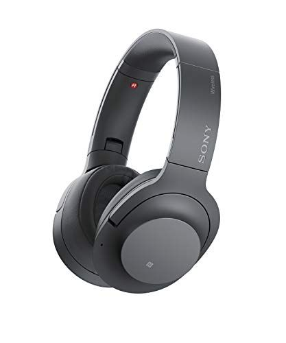 Sony Whh900n Hear On 2 Wireless Overear Noise Cancelling High Resolution Headphones 2 4 Ounce Headphones Wireless Noise Cancelling Headphones Noise Cancelling Headphones