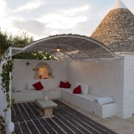 9 best Outside trullo images on Pinterest | Italy, Mansions and ...
