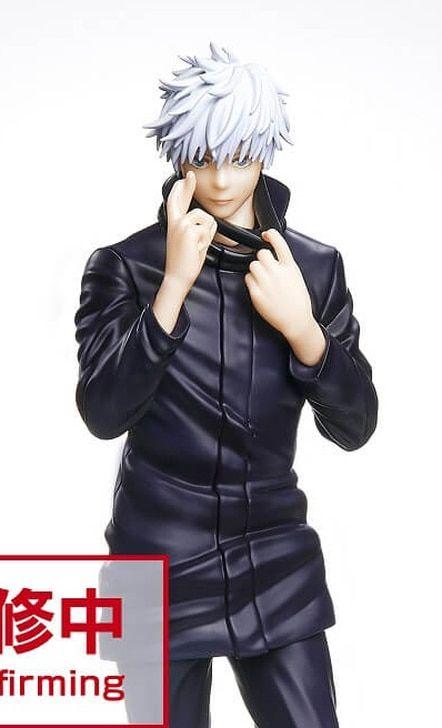 Taito Satoru Gojo Jujutsu Kaisen Prize Figure In 2021 Jujutsu Things To Sell Figures