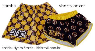 012feb360f personalizados: SHORTS DE MALHA X SHORTS HYDRO - para Atléticas Es...    Samba Canção Unisex hhbrasil em 2019   Shorts, Malha e Samba