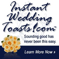 Ultimate Guide To Wedding Speeches & Toasts | Funny wedding toasts ...