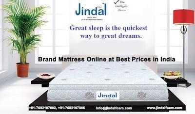 Brand Mattress Online At Best Prices In