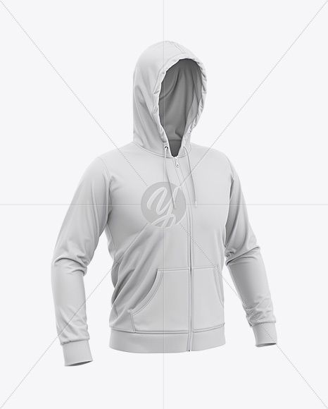 Download Men S Full Zip Hoodie Mockup Front Half Side View In Apparel Mockups On Yellow Images Object Mockups Clothing Mockup Hoodie Mockup Full Zip Hoodie