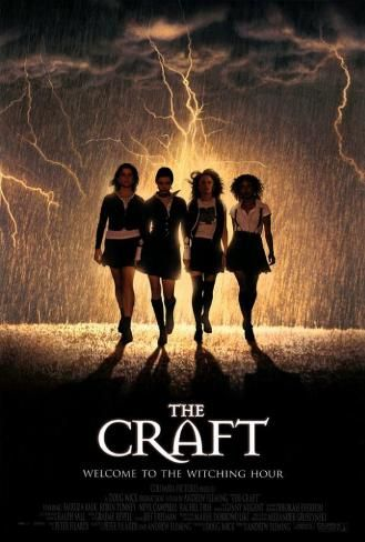 Poster: The Craft, 40x27in.