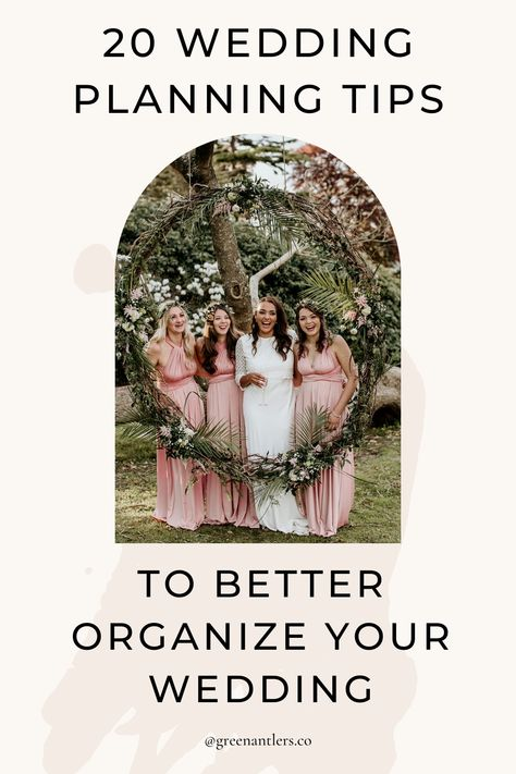 A list of the most useful and practical wedding planning tips I personally wish I had known about when planning our own wedding day. Everything you need to know for a stress-free wedding day. #weddingplanning #weddingplanningtips #weddingplanningadvice