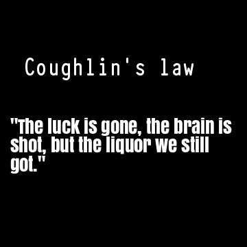 Pin By Hector I Martinez On Coughlin S Law Cocktail 1988 Coughlin Liquor