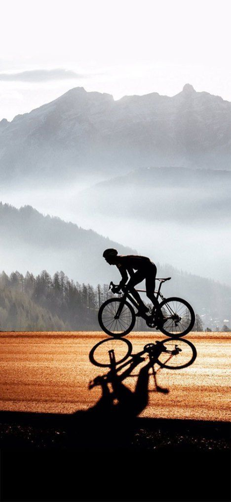 Bicycling Image By Wayne Iphone Wallpaper Landscape Wallpaper