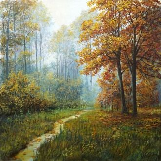 Sun Sea And Land Landscape Paintings Painting Oil Painting