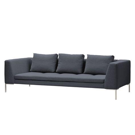 Eck Sofa Madison I Webstoff Sofas 3 Sitzer Sofa Sofa Billig