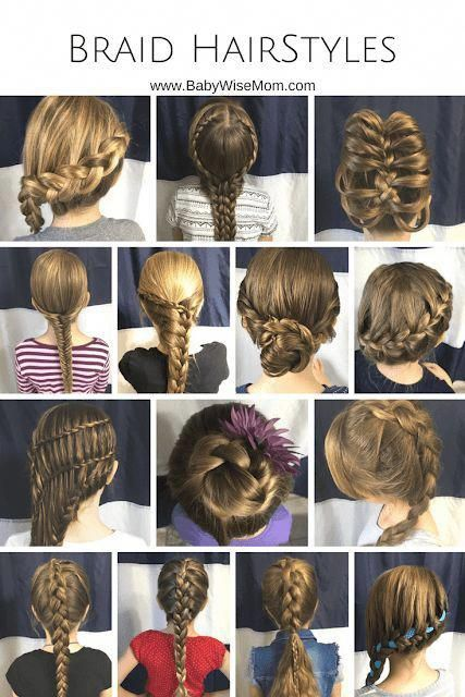 Party Hairstyles For Kids Different Hairstyles For Children Forced Haircut 20190420 Hair Styles Braided Hairstyles Different Braids