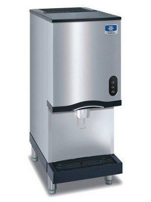 Manitowoc Rns 12a Countertop Nugget Ice Maker And Water Dispenser