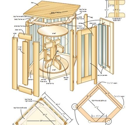 Free Downloadable Pdf Woodworking Plans Plans Diy Free
