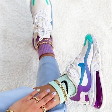 femme NIKE Basket mode Nike Air Max 270