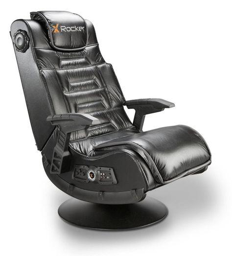 X Rocker Gaming Chair Video Wireless Game Chair Audio Xbox PS4 PS3 Nintendo New #XRocker