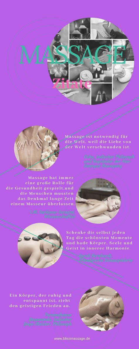 Zitate Zur Entspannung Massage Ruhe Massage Zitate