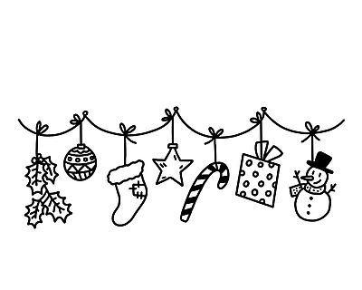 Chalk marker – templates for window decoration – edding – DIY Ideas Christmas Doodles, Christmas Drawing, Diy Christmas Cards, Christmas Art, Christmas Decorations, Christmas Ornaments, Decoration Creche, Chalk Markers, Bullet Journal Inspiration
