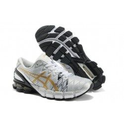 ASICS Gel Kinsei 5 Mens White/Gold