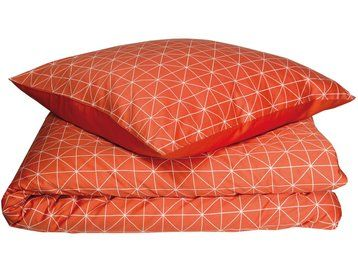 Bettwasche Grid Bettwasche Bett Farbe Des Jahres