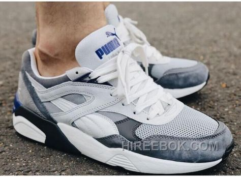 Puma XT-S: White/White   Sneakers   Pinterest   White white, Pumas and  Sport wear