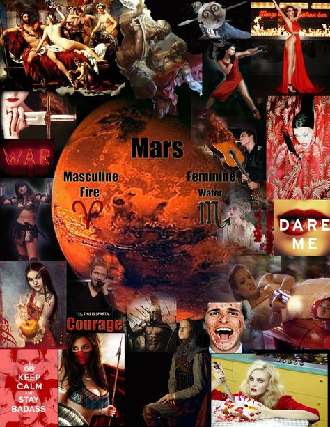 Mars Astrology | #mars #marsastrology #zodiac #astrology