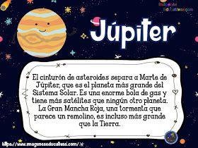 Sgblogosfera María José Argüeso Sistema Solar Para Niños De Primaria Sistema Solar Solar System Pictures Solar System
