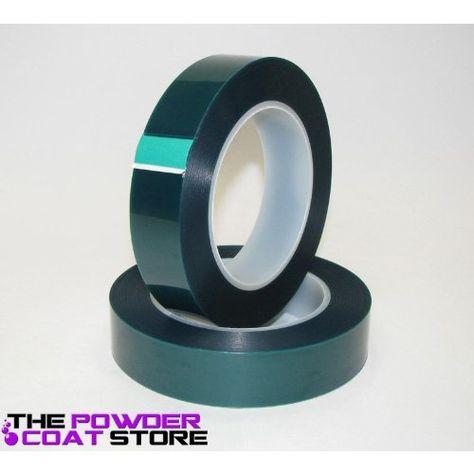1 High Temp Polyester Green Masking Tape Http Www Amazon Com Dp B00je0mk8w Ref Cm Sw R Pi Dp Wphqtb0m8av47g8z With Images Masking Tape Tape Adhesive Tape