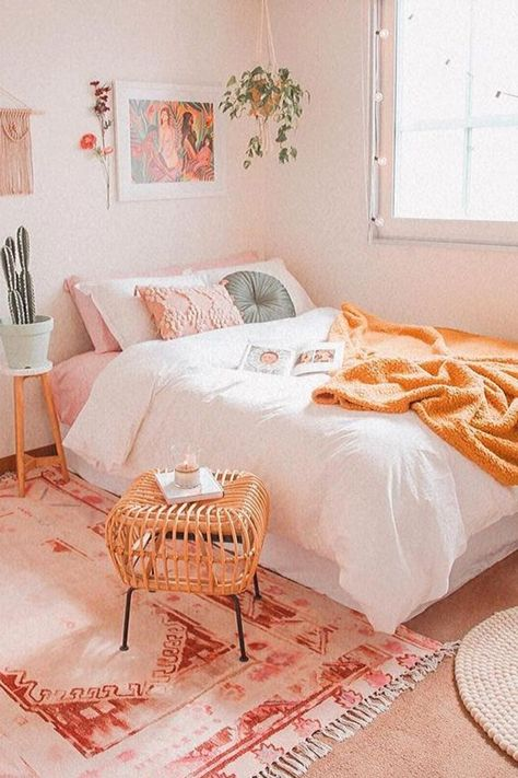 24 Interesting Bedroom Rug Ideas And Design. If you are looking for Bedroom Rug Ideas And Design, You come to the right place. Below are the Bedroom Rug Ideas And Design. This post about Bedroom Rug . Cute Bedroom Ideas, Cute Room Decor, Room Ideas Bedroom, Bed Room, Bedroom Inspo, Bedroom Designs, Zen Bedroom Decor, Fall Room Decor, Dorm Room Designs