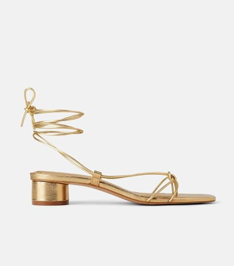 sisterhood outfits Zara Gold Sandals Another idea for a wedding favor for a wedding during the winte