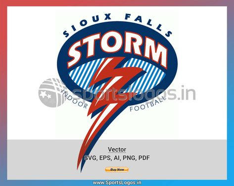 Sioux Falls Storm 2009 Indoor Football League Football Sports