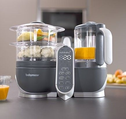 Have fun making healthy, delicious food for your little one with this Babymoov Duo Meal Station Food Processor. Baby Necessities, Baby Essentials, Cool Baby Gadgets, Bebe Love, Baby Life Hacks, Baby List, Baby Supplies, Cool Baby Stuff, Baby Stuff Must Have