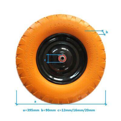 Ad Ebay Url 1 10 Pcs 16 Inch Flat Free Wheel Barrow Tire Solid Foam 5 8 Axle Cart Wagon U1p5 In 2020 Wheelbarrow Tires Wheelbarrow Ebay